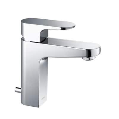 Jackson Single Hole 1-Handle 1.2 GPM CALGreen Bathroom Faucet in Chrome