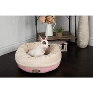 Scruffs Windsor Xl Chestnut Polyester Box Dog Bed Bed Rcd 938628 The Home Depot