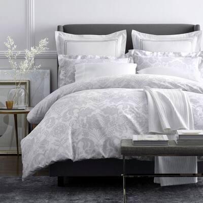 Silver Damask Legends® Hotel Egyptian Cotton Duvet Cover