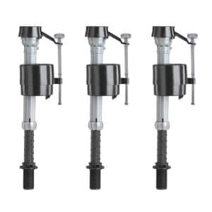 400A Universal Toilet Fill Valve (Contractor 3-Pack)