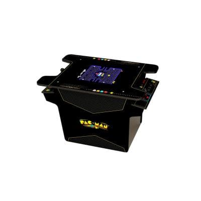 Pacman Head 2-Head Arcade in Black Edition