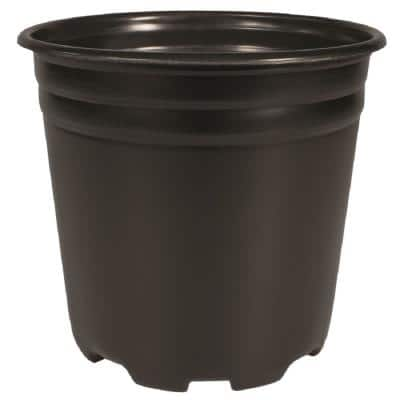 1 Gal. Black Thermoformed Nursery Pot