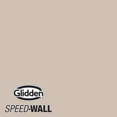 Glidden Speed Wall 1 Gal Whippet Ppg1020 3 Flat Interior Latex Paint Ppg1020 3s 01f The Home Depot