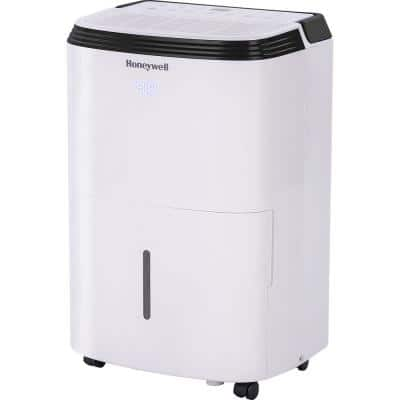 Energy Star 30-Pint Dehumidifier with Washable Filter