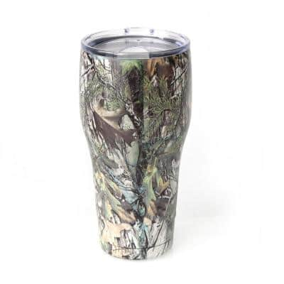 30 oz. Camo Vacuum Insulated Stainless Steel Tumbler (2-Pack)