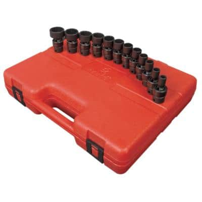 12-Point Socket Set (12-Piece)