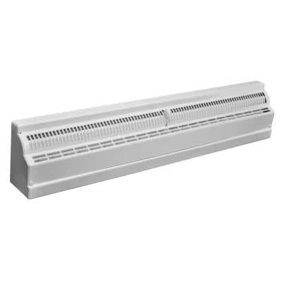 48 in. Steel Baseboard Diffuser Supply