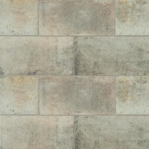 Jeanrey Brick 6 in. x 12 in. Matte Porcelain Floor and Wall Tile (11 sq. ft./Case)