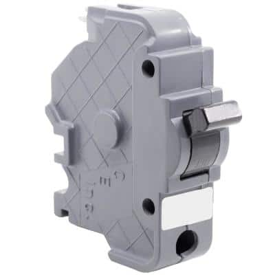 New UBIF Thick 50 Amp 1 in. 1-Pole Federal Pacific Stab-Loc Type NA Replacement Circuit Breaker