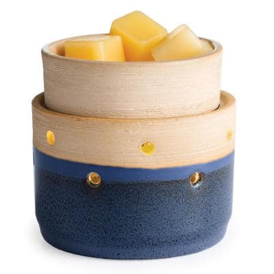 Land and Sea Deluxe 2-in-1 Fragrance Warmer