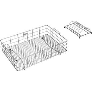Stainless Steel Rinsing Basket