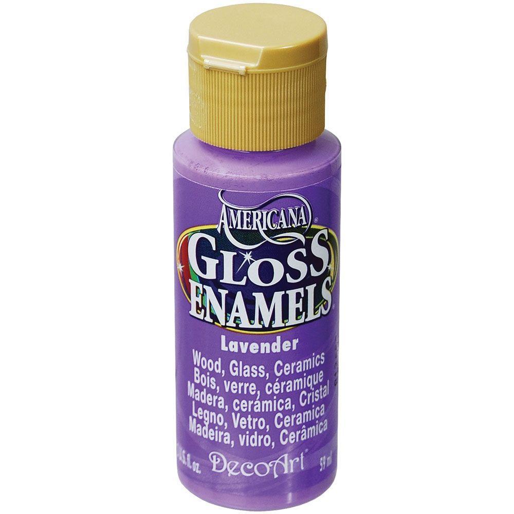 2 oz. Lavender Gloss Enamel Paint