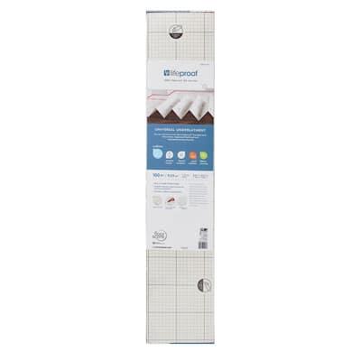 100 sq. ft. 3.9 ft. x 25.7 ft. x 0.059 in. Premium Universal Underlayment