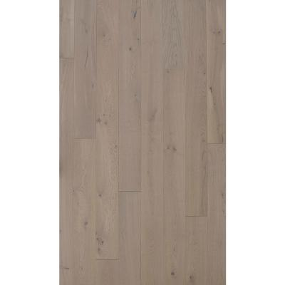 Take Home Sample - European White Oak Sunburst Smooth Engineered Hardwood Flooring - 5 in. x 7 in.