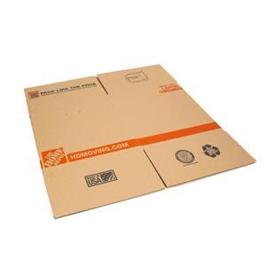Heavy-Duty Moving Box 10-Pack (20 in. L x 20 in. W x 20 in. D)
