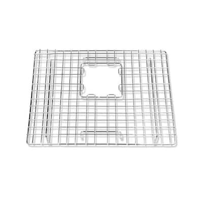 SinkSense Gwynn 19.5 in. x 12.75 in. Kitchen Sink Bottom Grid in Stainless Steel
