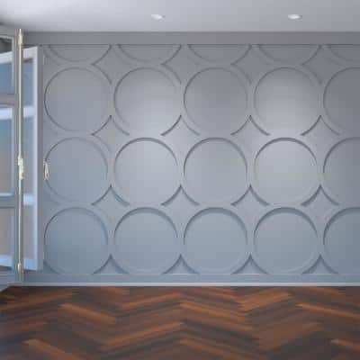 "3/8"" x 23-3/8"" x 23-3/8"" Beacon Decorative Fretwork Wall Panels in Architectural Grade PVC"