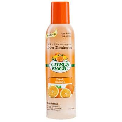 6 oz. Fresh Orange Natural Odor Eliminating Air Freshener Spray