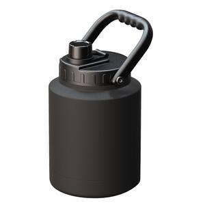 67 fl. oz. Black Stainless Steel Mighty Jug