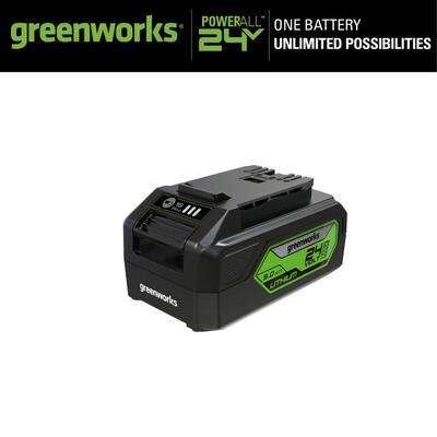 24V Lithium-Ion 5.0 Ah USB Battery