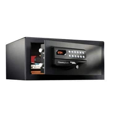 1.1 cu. ft. Safe Box with Digital and Card Swipe Lock