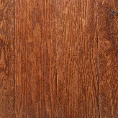 American Vintage Scraped Fall Classic 3/4 in. T x 5 in. W x Varying L Solid Hardwood Flooring (23.5 sq. ft. / case)