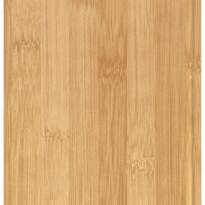 WoodHaven 5 in. x 7 ft. Bamboo Surface-Mount Ceiling Planks (29 sq. ft. / case)