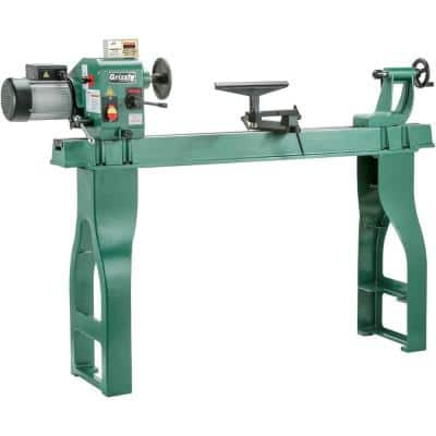 16 in. x 46 in. Wood Lathe with DRO