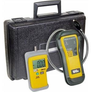 Leak and Pressure Test Kit Nist Calibrated