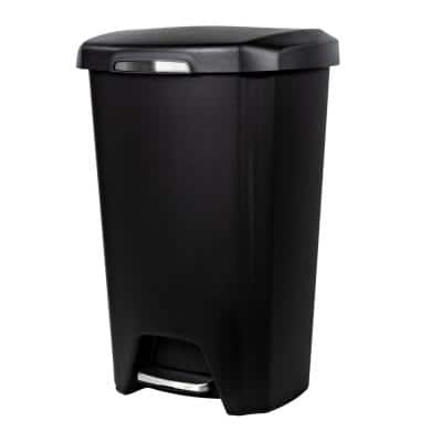 12.1 Gal StepOn Trash Can