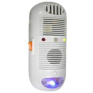 5-in-1 Ultrasonic Pest Repeller with Ionic and Electromagnetic Technology