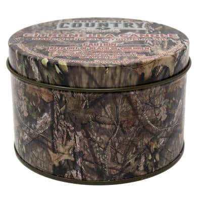 8 oz. Mossy Oak Citronella Candle