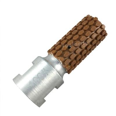 1 in. Wet Diamond Polishing Drum Wheel 100-Grit 5/8-11 Thread