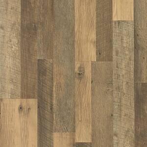 Outlast+ 7.48 in. W Natural Rebel Oak Waterproof Laminate Wood Flooring (16.93 sq. ft./case)