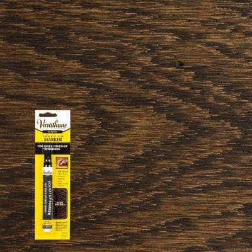 .33 oz. Dark Walnut Wood Stain Furniture & Floor Touch-Up Marker