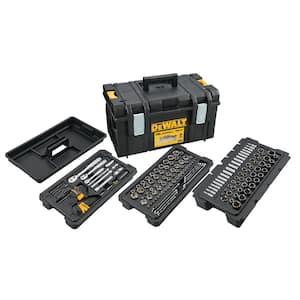 Mechanics Tool Set (226-Piece) with TOUGHSYSTEM 22 in. Medium Tool Box
