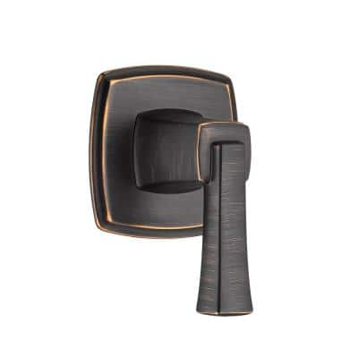 Townsend 1-Handle 1-Spray Shower Faucet in Legacy Bronze (Valve Sold Separately)