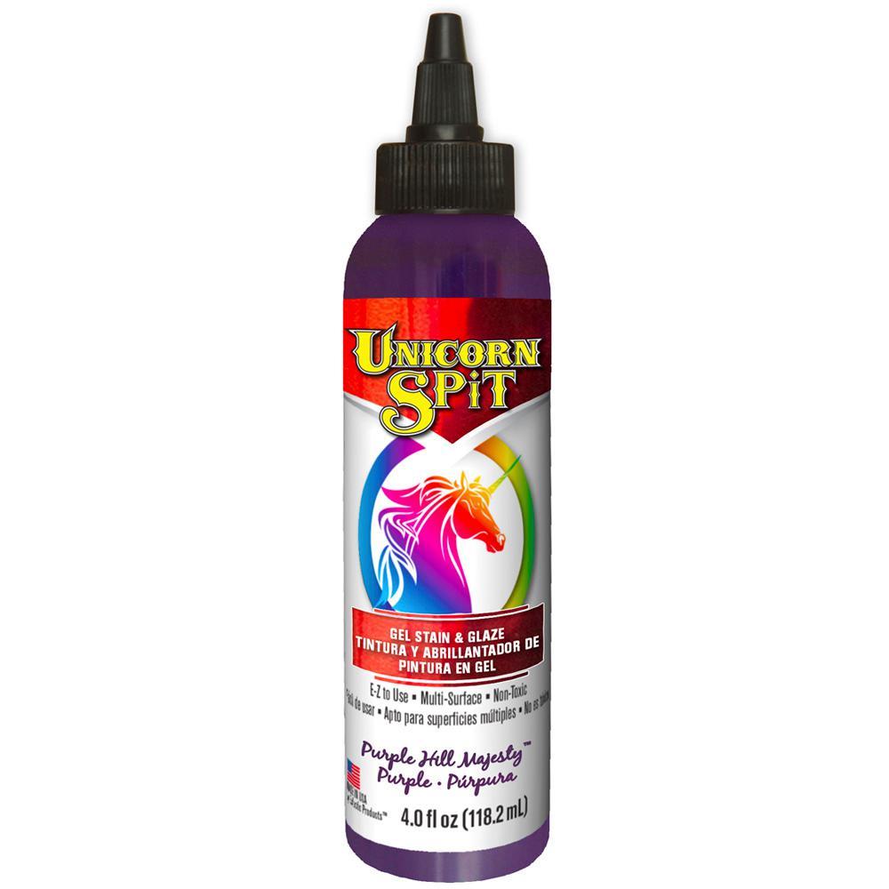 4 fl. oz. Purple Hill Majesty Gel Stain and Glaze Bottle (6-Pack)