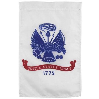 12 in. x 18 in. Nylon U.S. Army Garden Flag