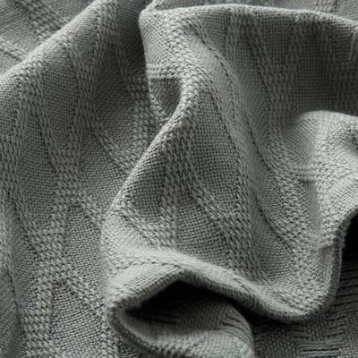 Cotton Bamboo Woven Blanket