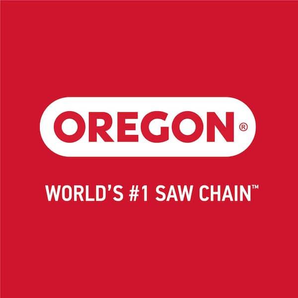 Fits Husqvarna and Jonsered Sets of 2 Oregon M72 18-Inch SpeedCut Chainsaw Chain