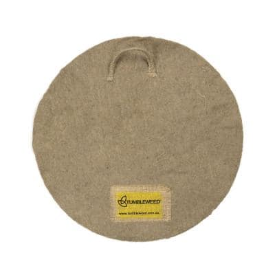19 in. D Can-O-Worms Round Compost Worm Blanket