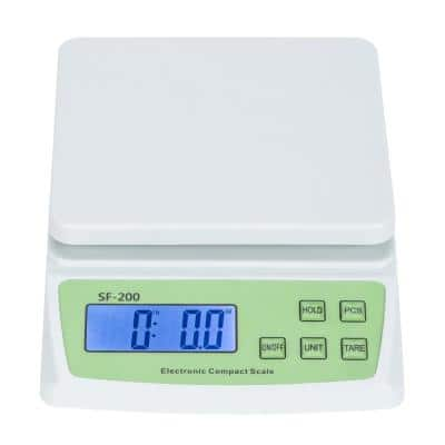 22 lbs. Portable Digital Electronic Scale Shipping Postal Scales