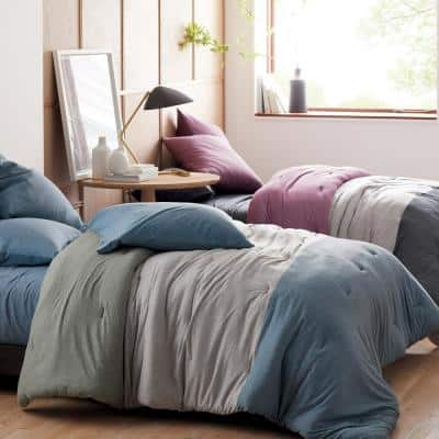 Logan Jersey Cotton Blend Comforter