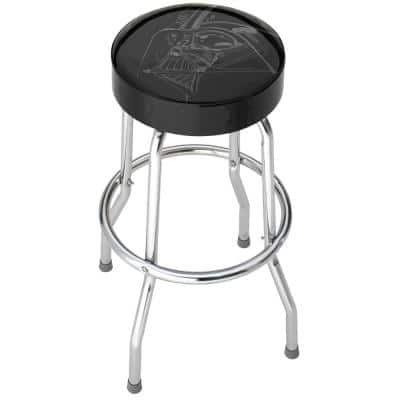 Darth Vader Garage Stool