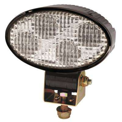3 in. x 5 in. Oval 4 LED Flood Worklight