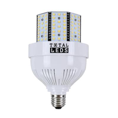 250-Watt Equivalent, E26 Corn Shaped, Non Dimmable, LED, Light Bulb in Bright White