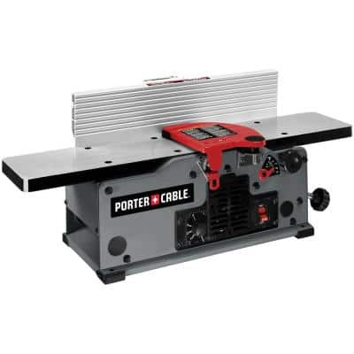 6 in. 10-Amp Corded Jointer