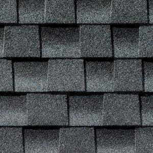 Timberline HDZ Pewter Gray Laminated High Definition Shingles (33.33 sq. ft. per Bundle) (21-Pieces)