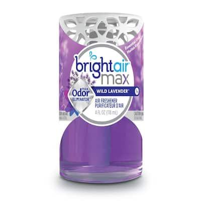 4 oz. Wild Lavender MAX Scented Oil Air Freshener